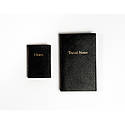 Leathersmith of London LT Note Books