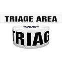 Presco Triage Printed Barricade Tape [4 mil thick]