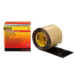 3M 2210 Vinyl Mastic Tape [Single-Sided]