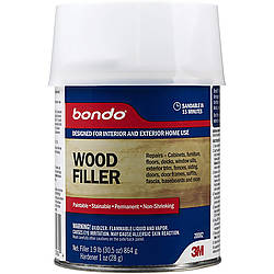 3M B-W Bondo Wood Filler