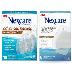 3M AHWB Nexcare Advanced Healing Waterproof Bandages