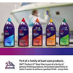 3M Perfect-It Wash, Cutting Compound, Polish, Wax