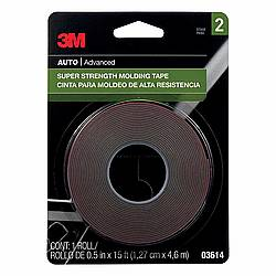 3M Scotch 03614 Super Strength Automotive Molding Tape [46 mil]