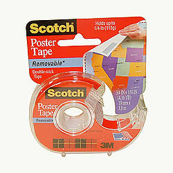 3M Scotch 109 Removable Poster Tape