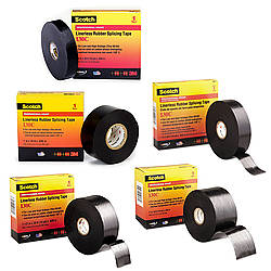 3M 130C Scotch Linerless Rubber Splicing Tape