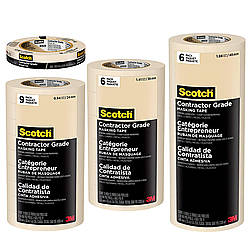 3M 2020 Scotch Contractor Grade Masking Tape