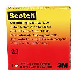 3M Scotch 130C  1-1//2 in Linerless Rubber Splicing Tape X 30 ft