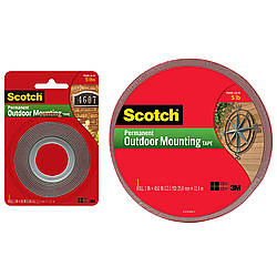 3M 4011 Scotch Permanent Outdoor Mounting Tape