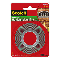 3M Scotch 4011 Permanent Outdoor Mounting Tape