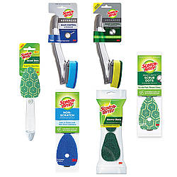 3M Scotch SB-DW Scotch-Brite Dishwands