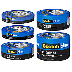 3M Scotch 2090 ScotchBlue Original Painter's Tape