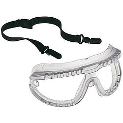 3M GogglesGear Splash Safety Goggles
