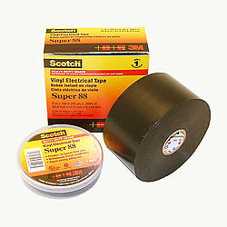 3M Super 88 Scotch Heavy-Duty Grade Electrical Tape