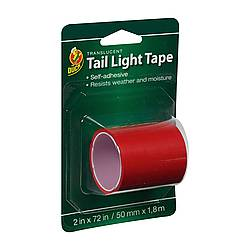 Duck Brand Tail Light Translucent Tape