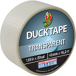 Duck Brand Transparent Duck Tape