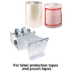 Excell ET-601GR Label Protection and Pouch Tape Dispenser
