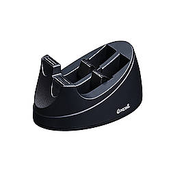 Excell EX-133BK Twin-Side Desk Tape Dispenser