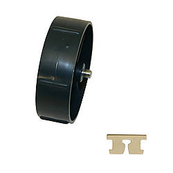 Excell Pro-Mount-RP Desk Top Tape Dispenser Replacement Parts