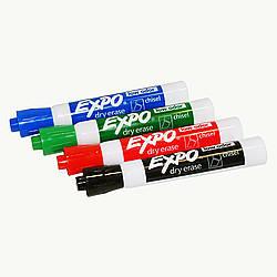 Expo Chisel Tip Low Odor Ink Dry Erase Marker - FindTape