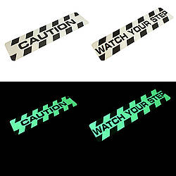 FindTape GLW-TR Glow in the Dark Anti-Slip Cleat Treads