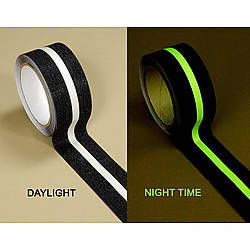 FindTape AST-GL Anti-Slip Glow Line Safety Grip Tape