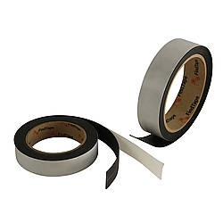 "FindTape MGMP Matched Pole Magnetic Tape [Adhesive-Backed,  1/16"" thickness]"