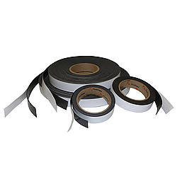 "FindTape MGSPI Indoor Magnetic Tape [Adhesive-Backed, 1/16"" and 1/32"" thickness]"