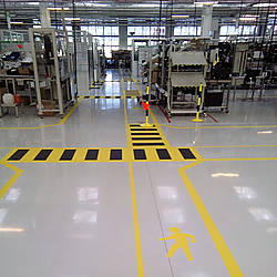 FindTape PermaStripe Heavy-Duty Floor Marking Tape