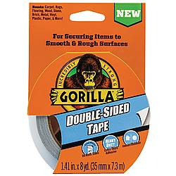 Gorilla Double-Sided Duct Tape