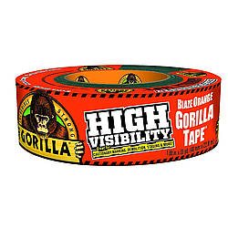 Gorilla High Visibility Duct Tape [Blaze Orange]