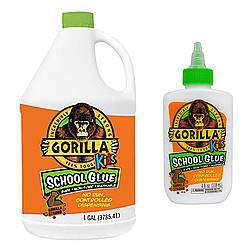 Gorilla KSGL Kids Liquid School Glue