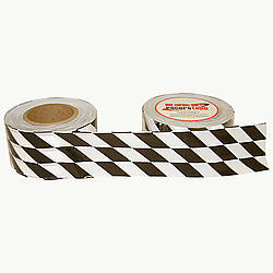 ISC BR-CHECK Checkerboard Barricade Tape