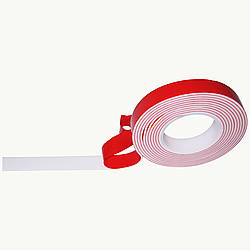 JVCC DC-UHB120FA-W Ultra High Bond Double-Sided Tape [White Foamed Acrylic - 118 mil]
