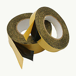 JVCC DCT-39A-B Double-Sided Black Tissue Tape [Arylic Adhesive]
