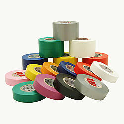 JVCC E-Tape Colored Electrical Tape