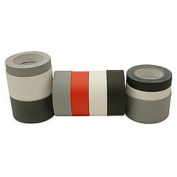1//2 In X 50 Yds Rolls//Pack Blue, JVCC Gaff-Color-Pack Gaffers Tape Multi-Pack