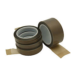 JVCC PTFE-2HD Skived PTFE Film Tape [High Density, 2 mil carrier]