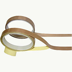 JVCC PTFE-GC-6 PTFE Film Glass Cloth Tape [5.4 mil]