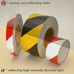 Jvcc ref s engineering grade striped reflective tape jvcc ref s engineering grade striped reflective tape 5 year warranty aloadofball Gallery
