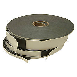 JVCC SCF-02 Single Coated PVC Foam Tape [medium density]