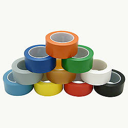 JVCC V-36P-PC Premium Colored Vinyl Tape [Plastic Core]