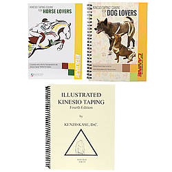 Kinesio BK Books & Taping Manuals