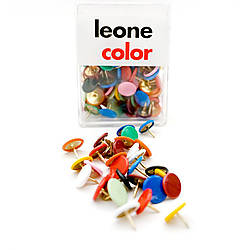 Leone APPP150 Colored Push Pins