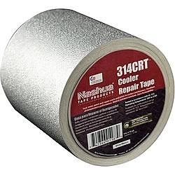 Nashua 314CRT Cooler Repair Tape [Refrigeration Foil Tape]