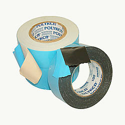 Polyken 108FR Flame Retardant Double Coated Cloth Carpet Tape [Double-Sided]