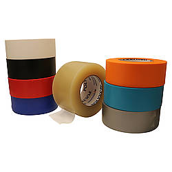 Polyken 757 Multi-Purpose Polyethylene Film Tape [Serrated Edges]