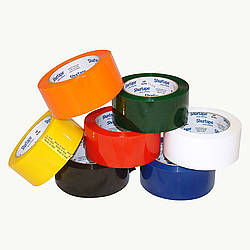 Shurtape HP-200C Production-Grade Colored Packaging Tape