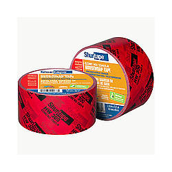 Shurtape hw 300 housewrap sheathing tape uv resistant for Sheathing house wrap
