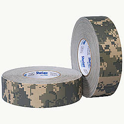 Shurtape PC-626 Camouflage Duct Tape