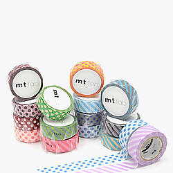 mt Fab Washi Paper Masking Tape [genuine MT Kamoi Kakoshi / produced in Japan]